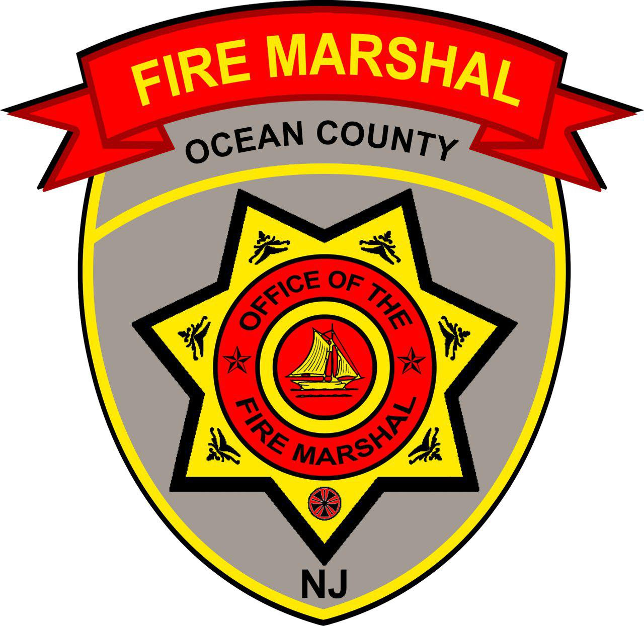 County of Ocean Office of the Fire Marshal