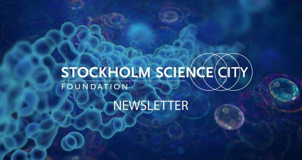 Stockholm Science City Newsletter