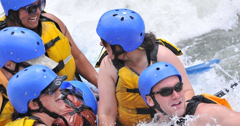 Numbers Half Day - Rafting Photo 1 of 1