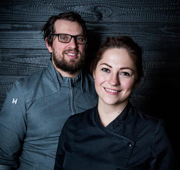 James Close and Maria Guseva