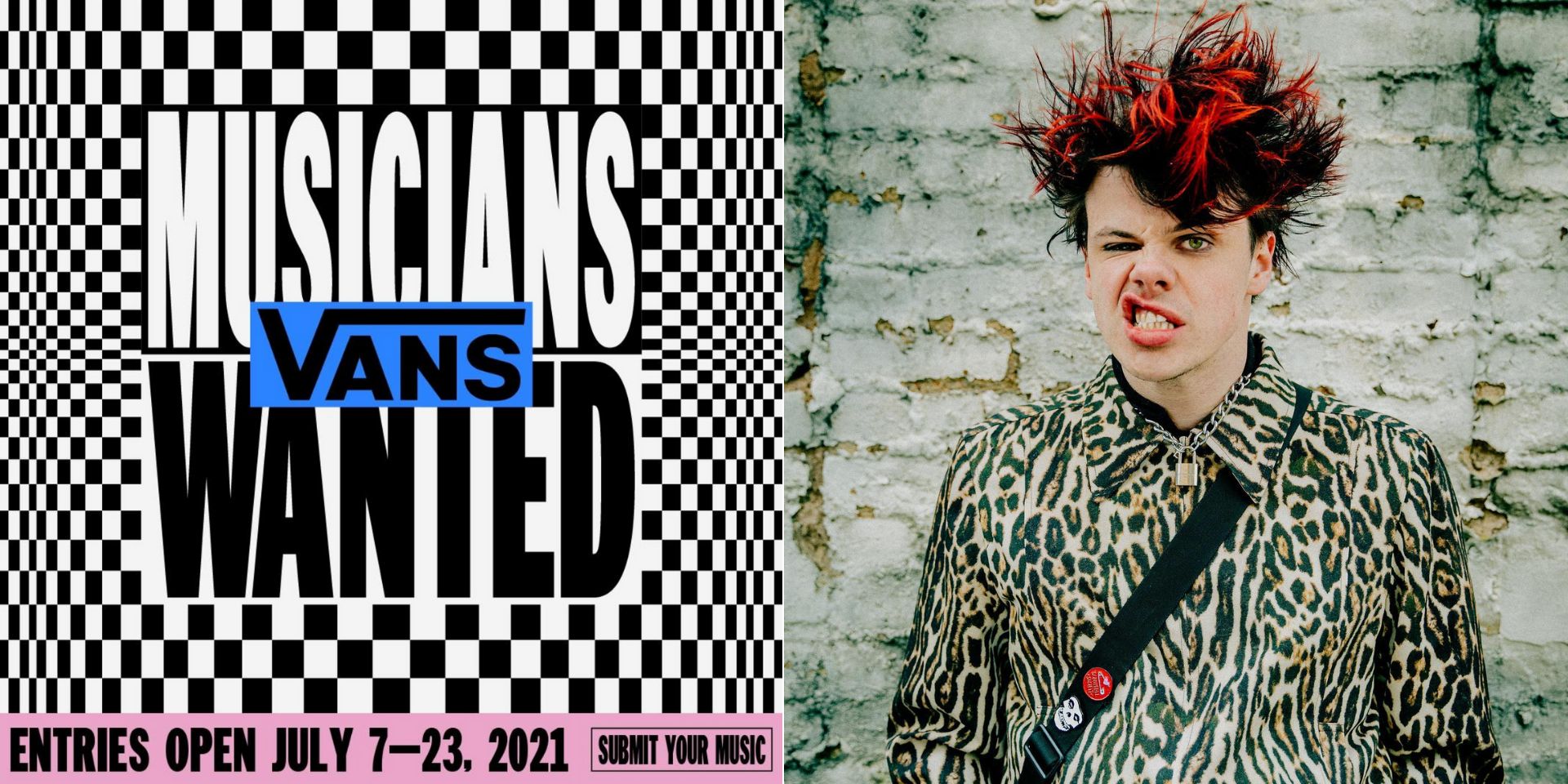 Vans Musicians Wanted 2021 now open for original music submissions, global winner to share the stage with YUNGBLUD