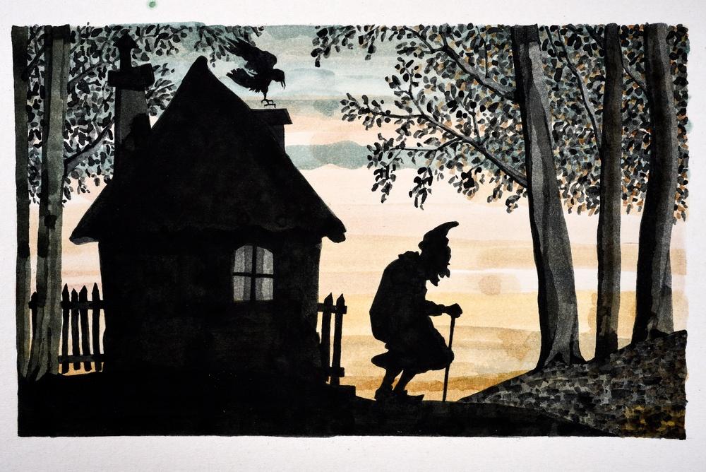 Illustration: Olle Ekström, Kulturen