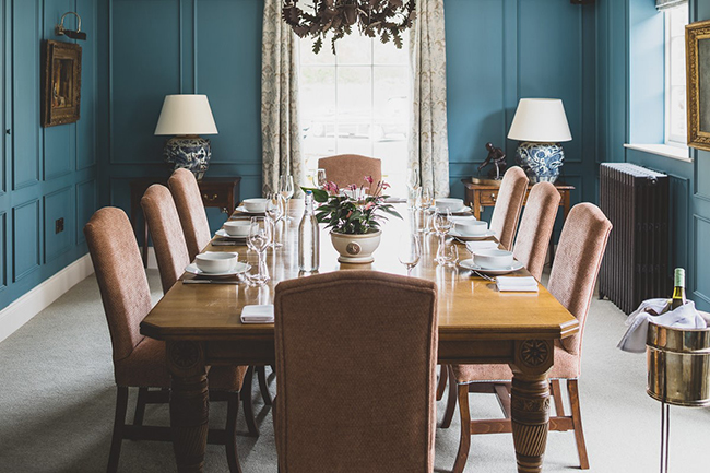 The Clive Arms - Private Dining