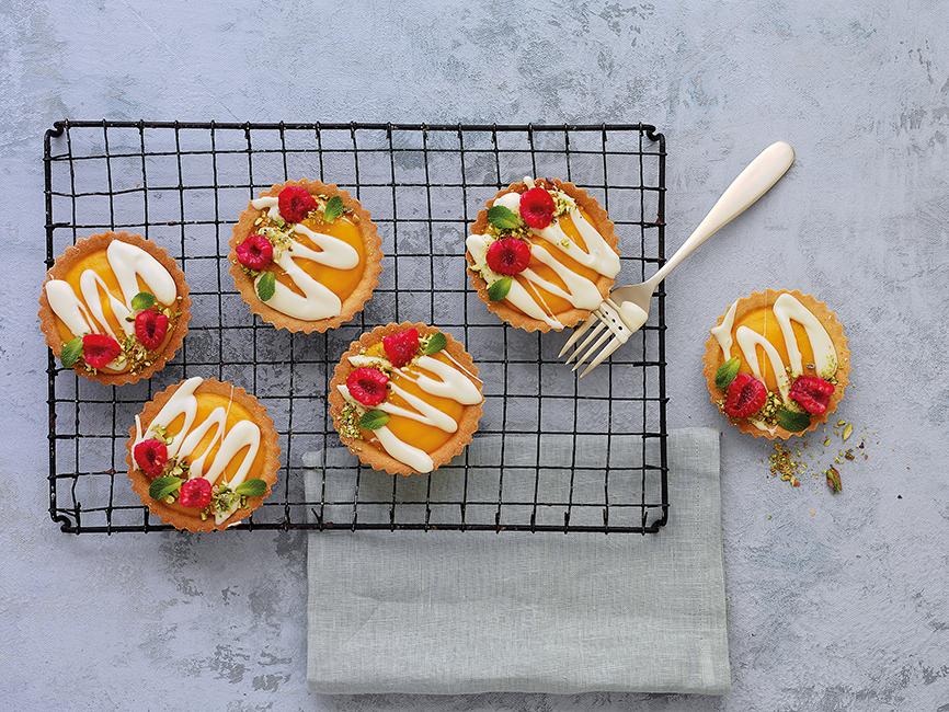 Callebaut tartes
