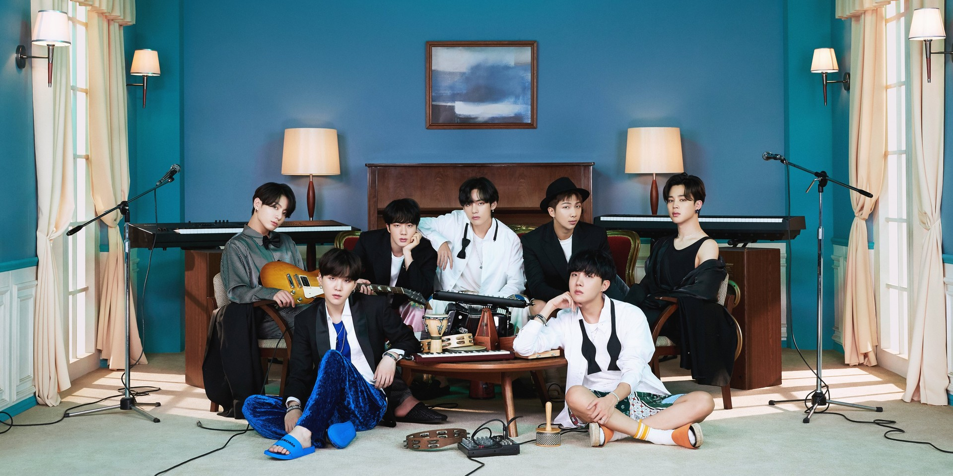 BTS unveil BE Essential Edition – listen