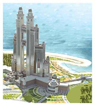 Fairmonth Marina City, Abu Dhabi