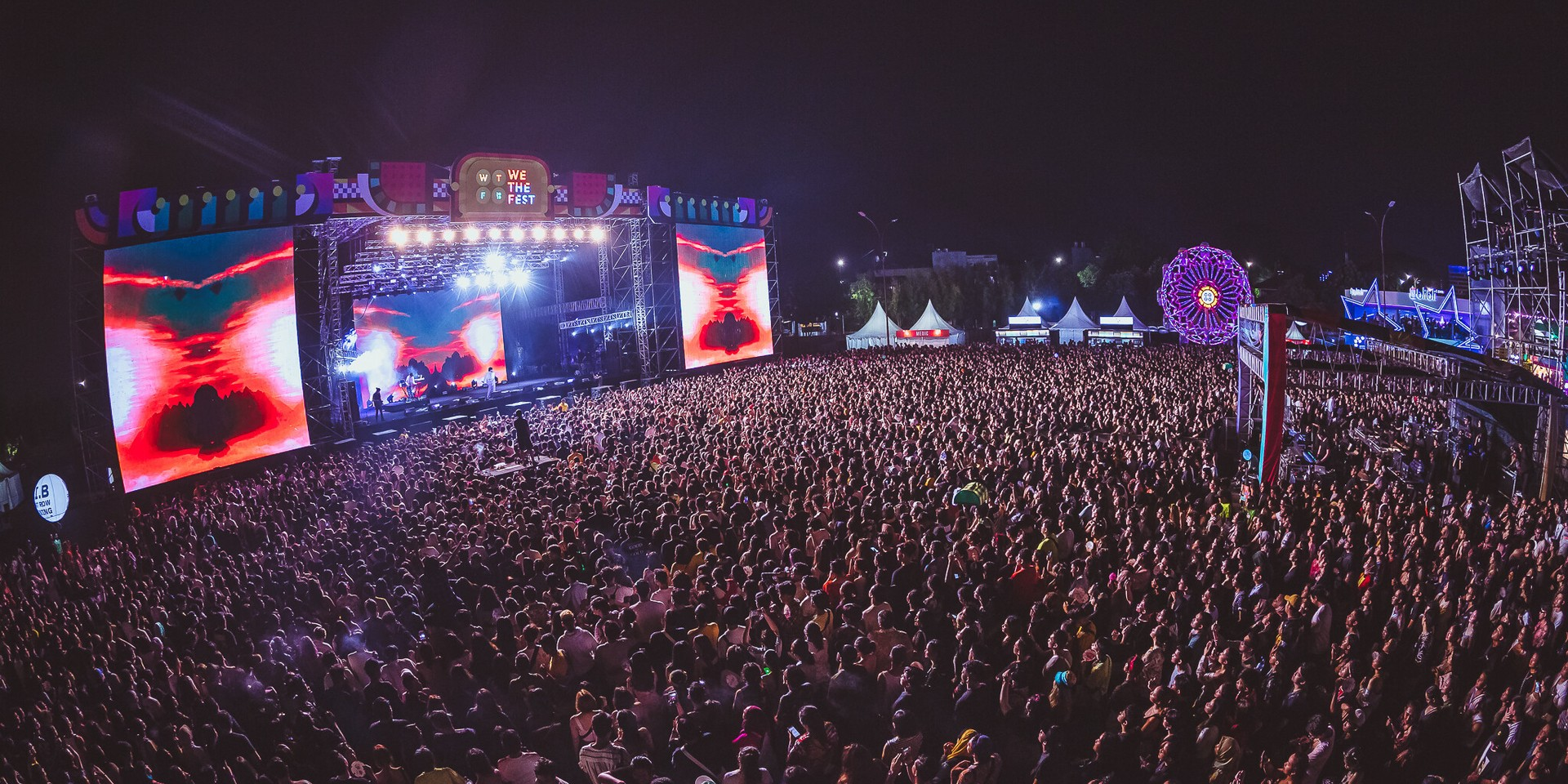 """""""Indonesian-made branded experience can compete with the best in the world."""" Christian Rijanto on taking We The Fest to the global virtual stage"""