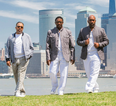 BT - The Manhattans featuring Gerald Alston - November 23, 2019, doors 7:00pm