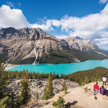 Walk the Canadian Rockies