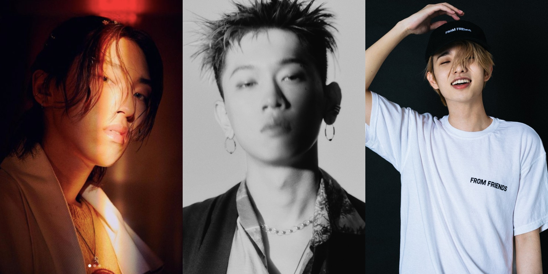 DPR Live releases 'Jam & Butterfly' featuring Crush and DAY6's Jae – listen