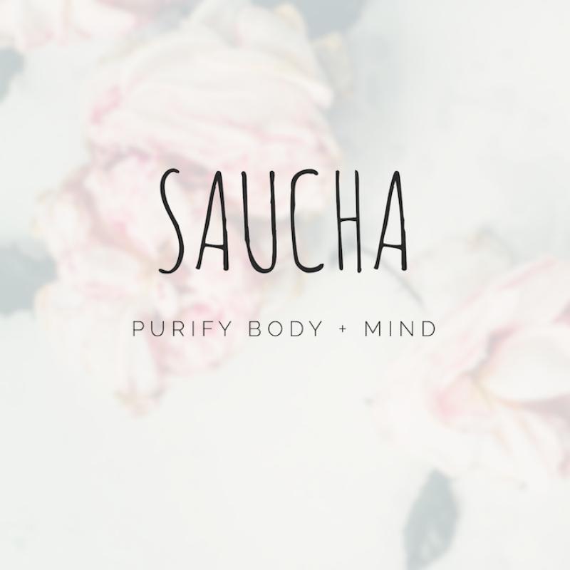 saucha self-care