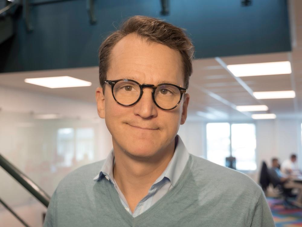 Nicklas Storåkers, VD PriceRunner