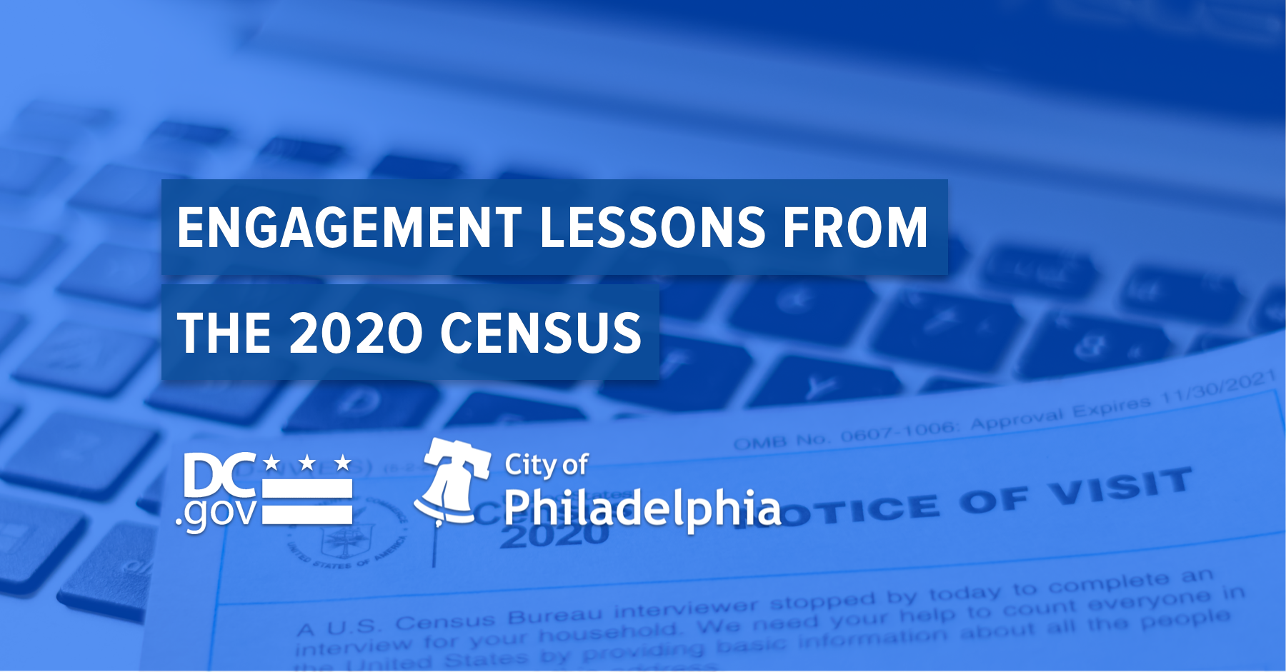 U.S. Census: A tool for citizen engagement