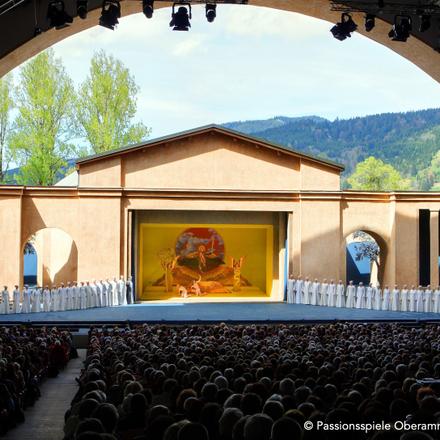 Sounds of Bavaria & Austria Oberammergau & Passion Play