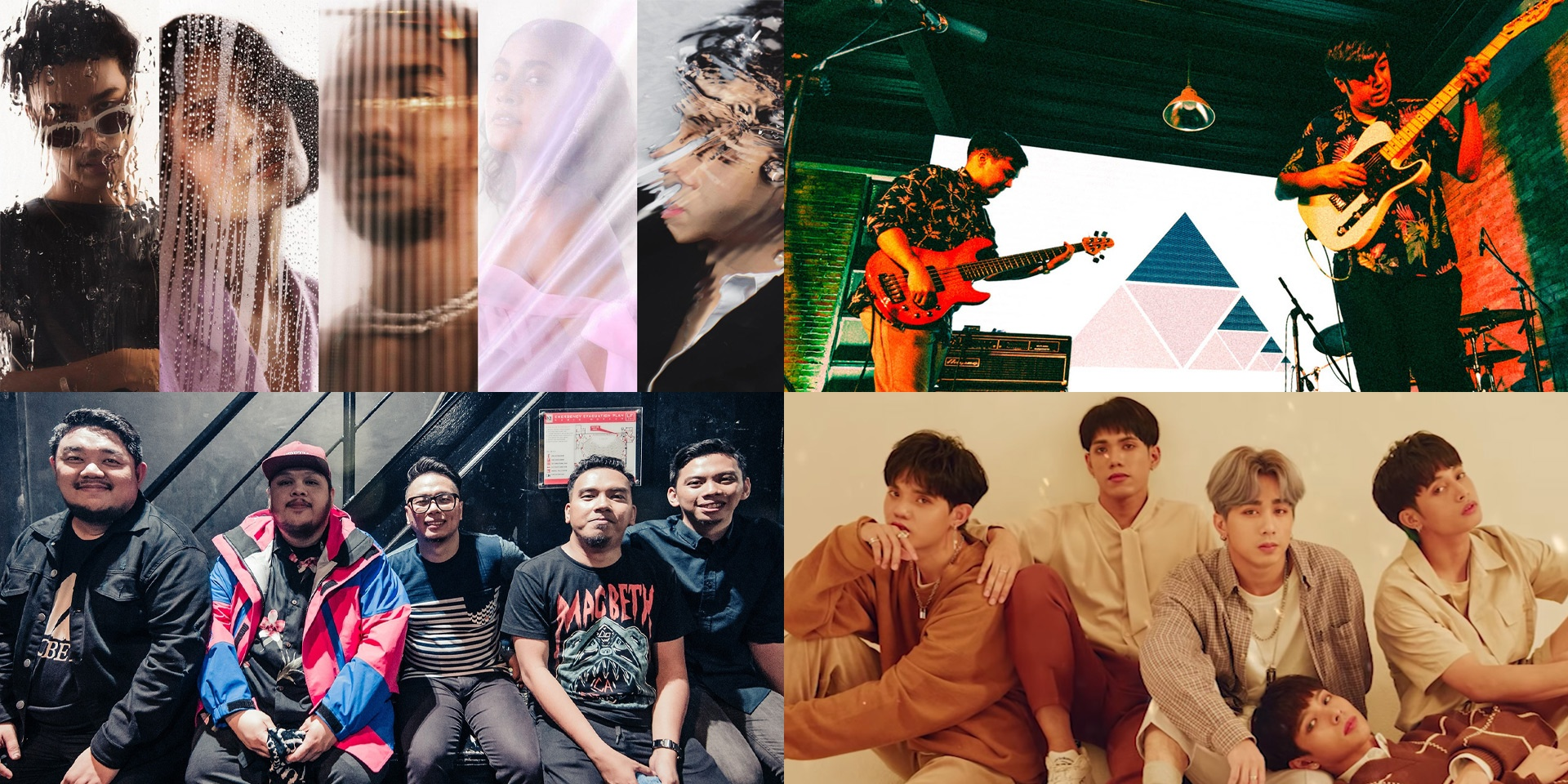 Paradise Rising, Trippy Oh!, Mayonnaise, SB19, BenteDos, and more release new music – listen