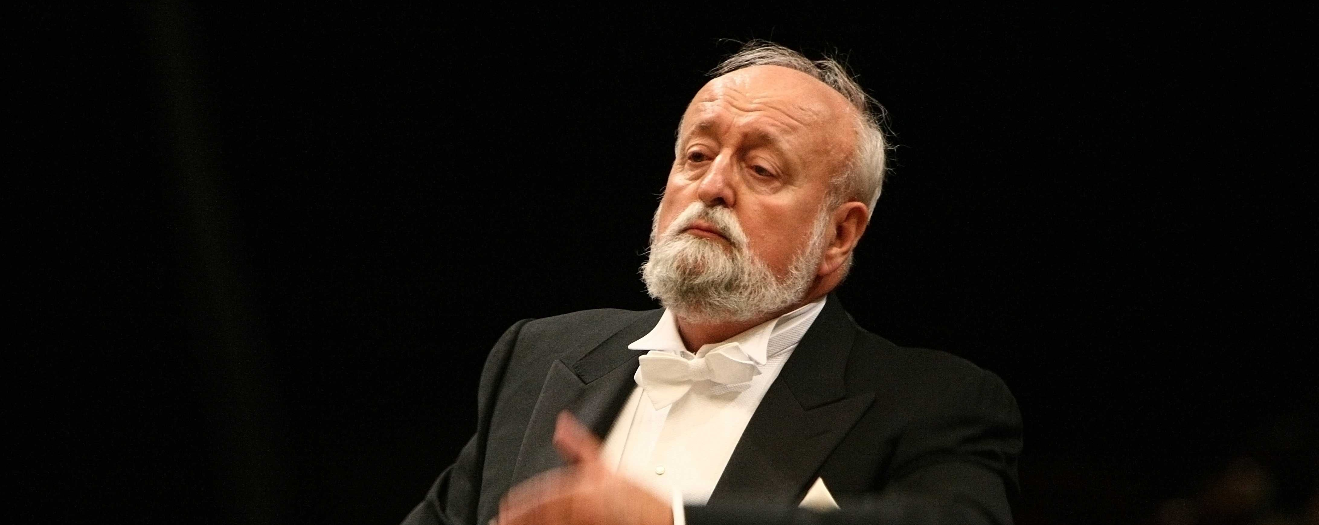 [CANCELLED] Red Balloon Series: Penderecki Conducts Penderecki