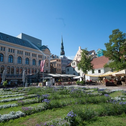 Self Guided Walking in Lithuania and Latvia in 12 Days