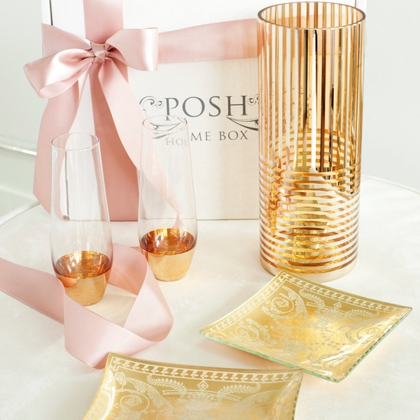 CHAMPAGNE WISHES ~ December 2018