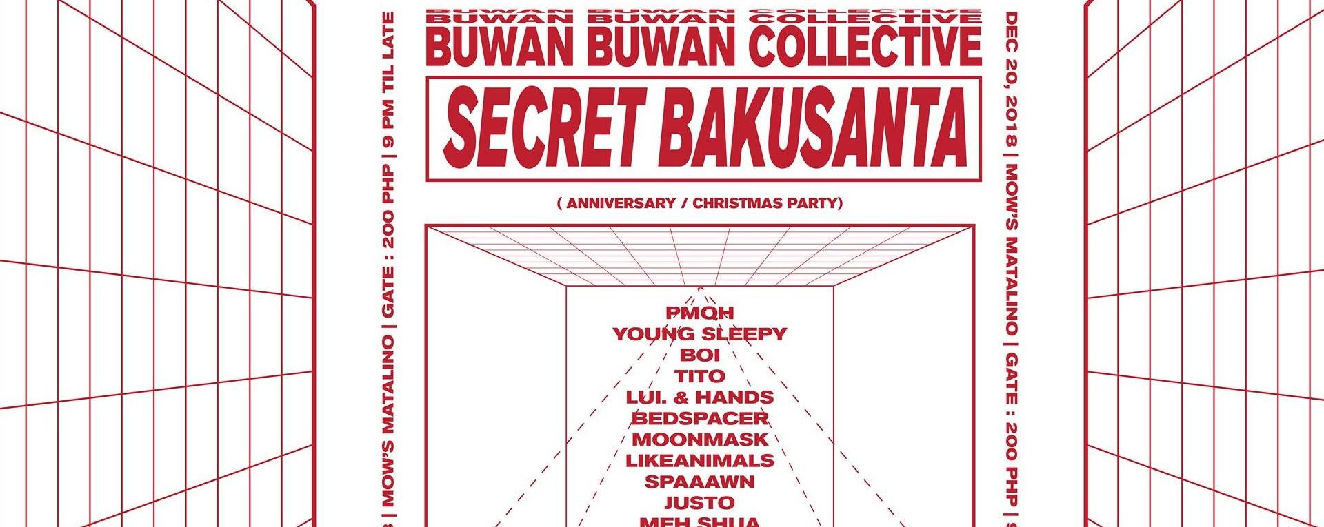 Bakunawa : Secret Bakusanta (Christmas/Anniv Special)