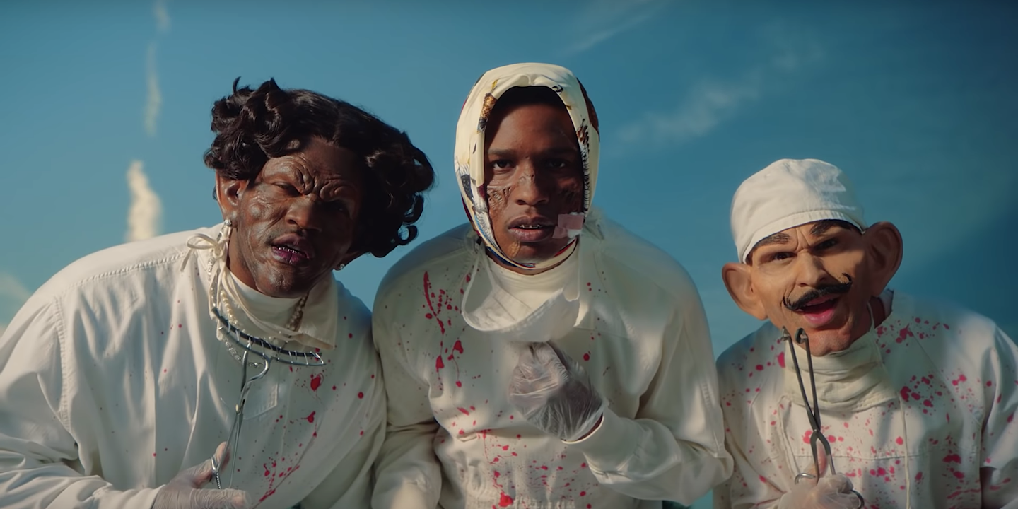 A$AP Rocky releases comedic music video for new song, 'Babushka Boi' – watch