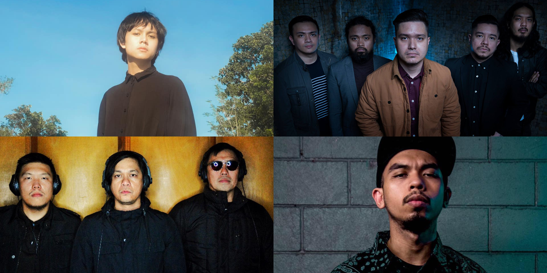 Zild, Faspitch, Loonie, Squid 9, and more release new music – listen