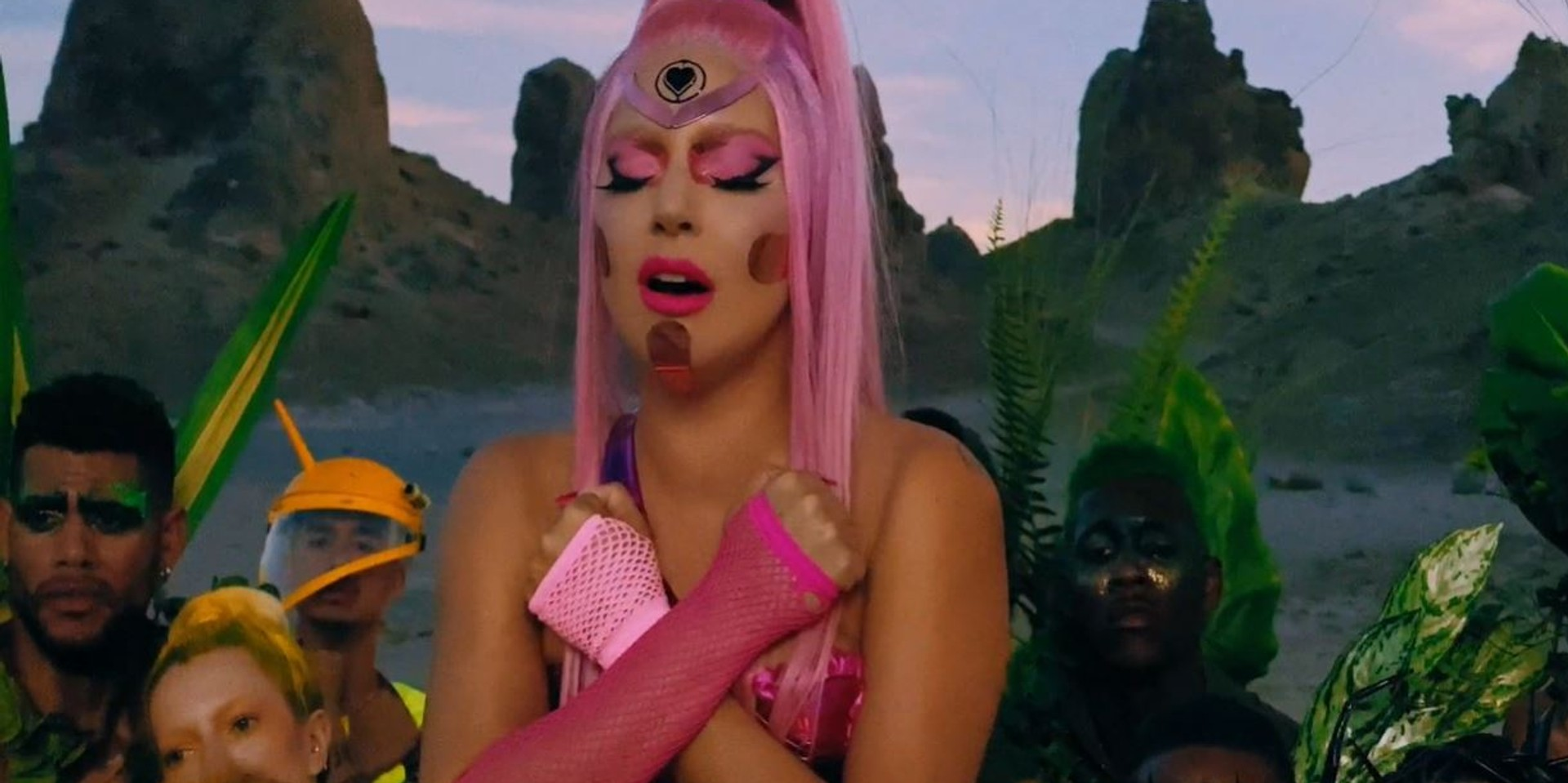 Lady Gaga returns with new vibrant music video 'Stupid Love' – watch