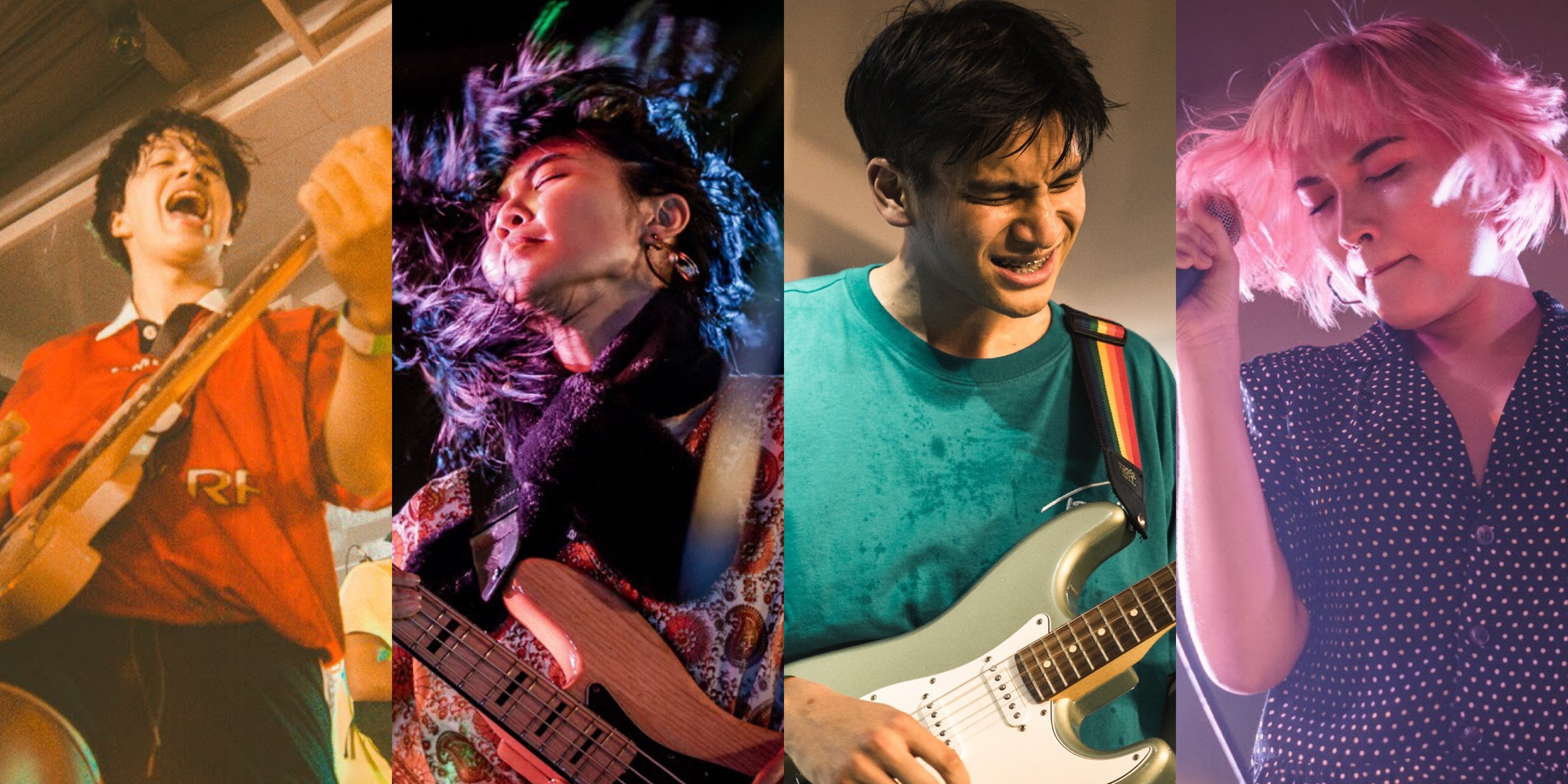 All of the Noise 2018 brings holidays early to music fans with Boy Pablo, Phum Viphurit, Elephant Gym, Sobs, and more – photo gallery
