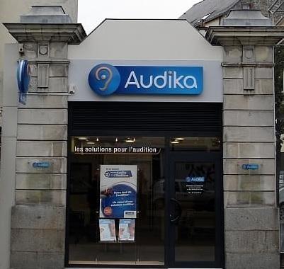 Photo du centre Audika de Laval