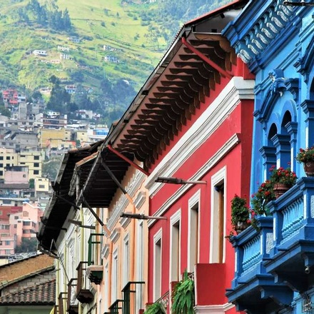 Colonial Quito