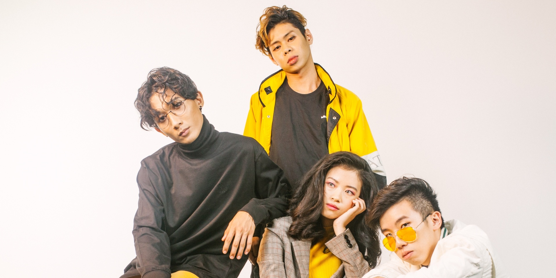 Disco Hue continues to update '80s funk and pop on new single, 'Right On Top (Back To You)' – listen