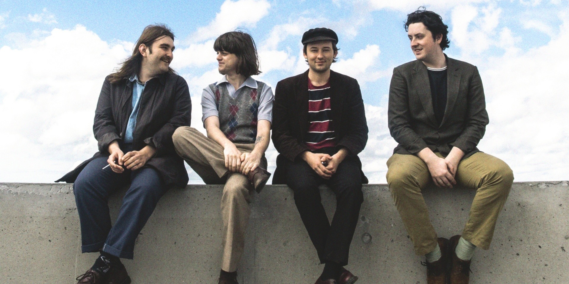Indie pop band FUR to perform in Singapore in November, Coming Up Roses to support