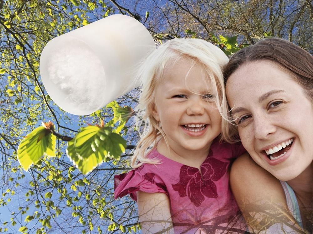 Bjud inte in pollen i ditt sovrum och hem, Fresh har effektiva filter.