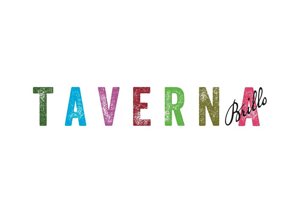 Taverna Brillos logotyp