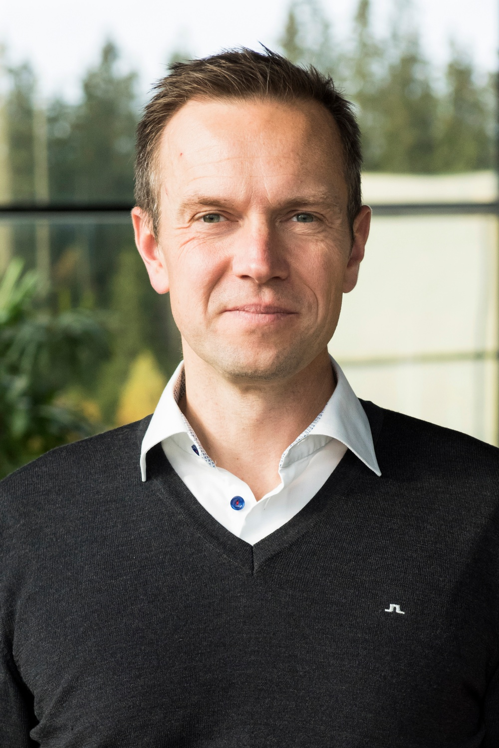Anders Hülse, CEO of Fristads, Kansas and Leijona