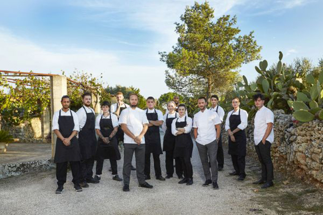jason atherton's brigade bbc two
