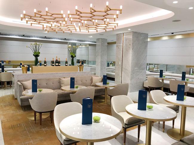 Hyde Lobby Bar, Royal Lancaster, London