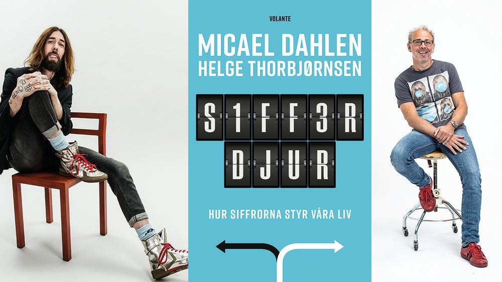 Foto Micael: Peter Cederling Foto Helge: Thor Brødreskift Form: Miroslav Sokcic