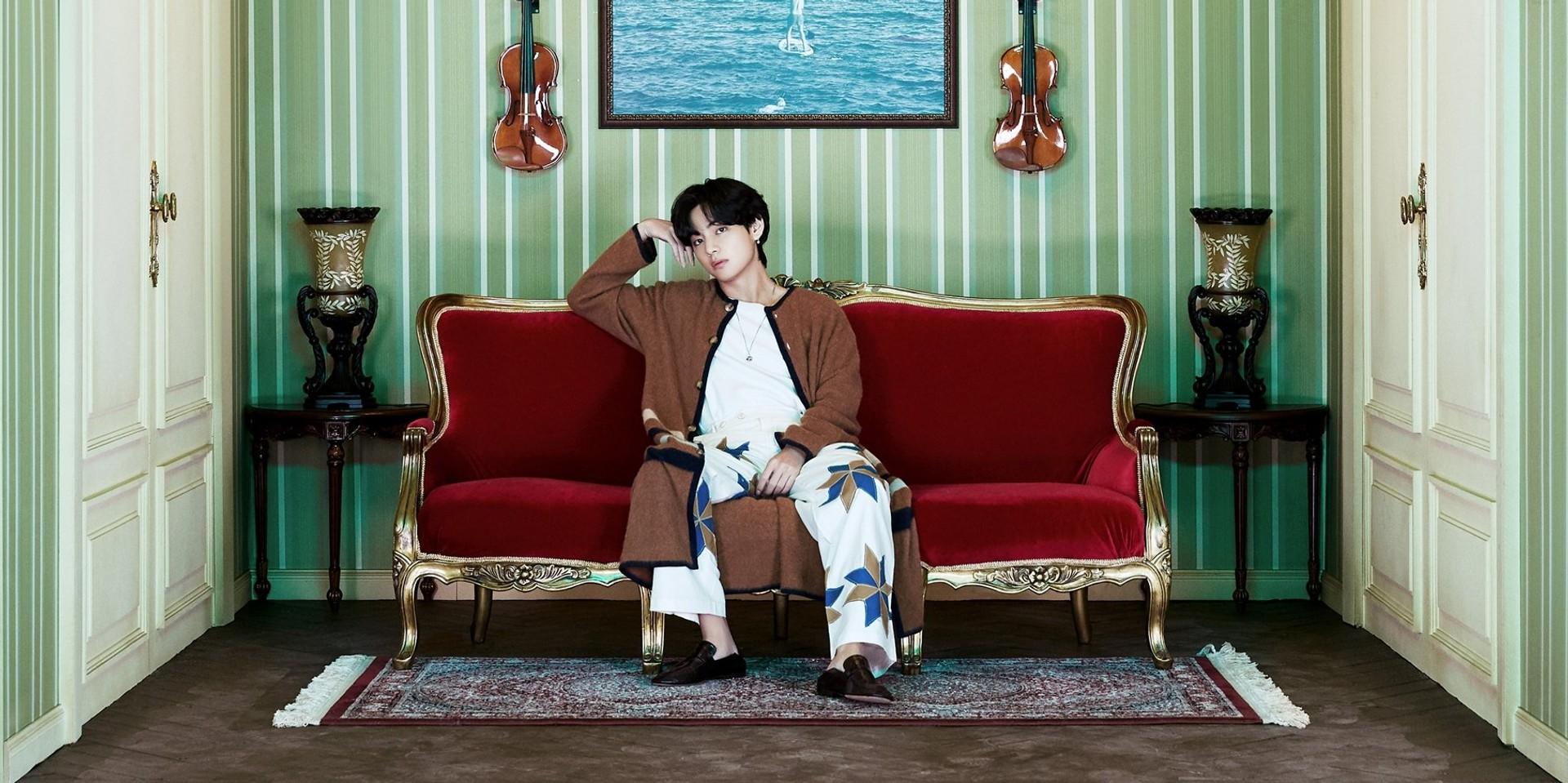 BTS' V tweets snippet of unreleased song – listen