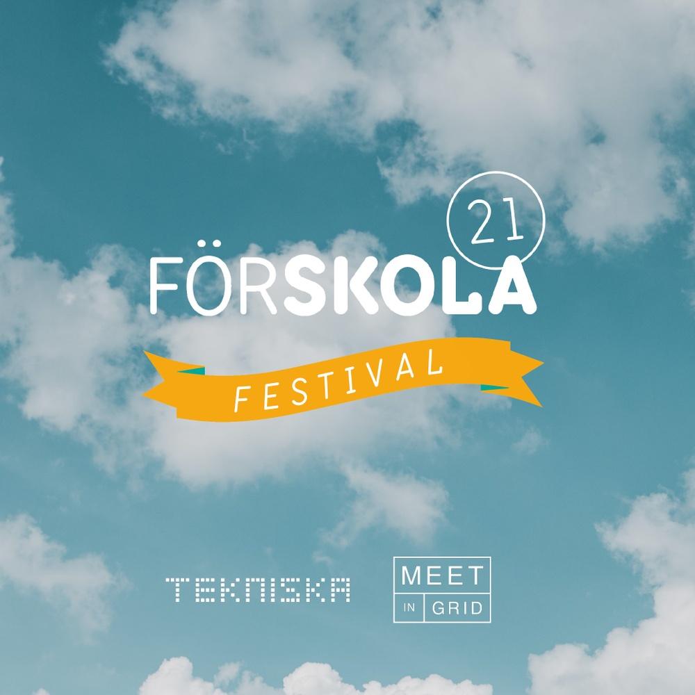 Förskola21 Festival - 4 september på Sjöhistoriska och Tekniska museet.