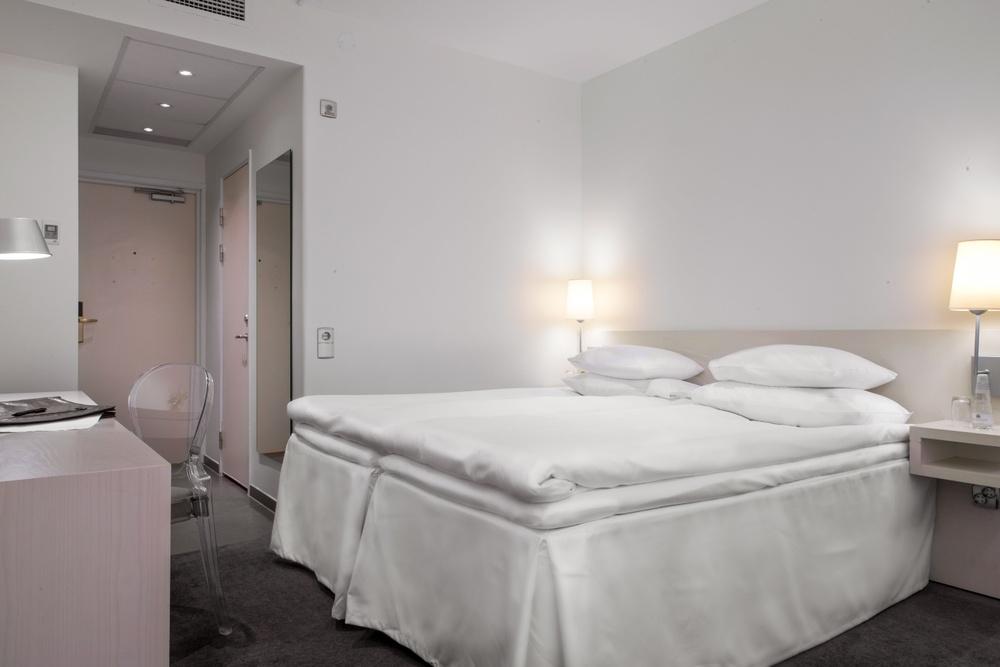 Hotel Riverton i Göteborg - Dubbelrum
