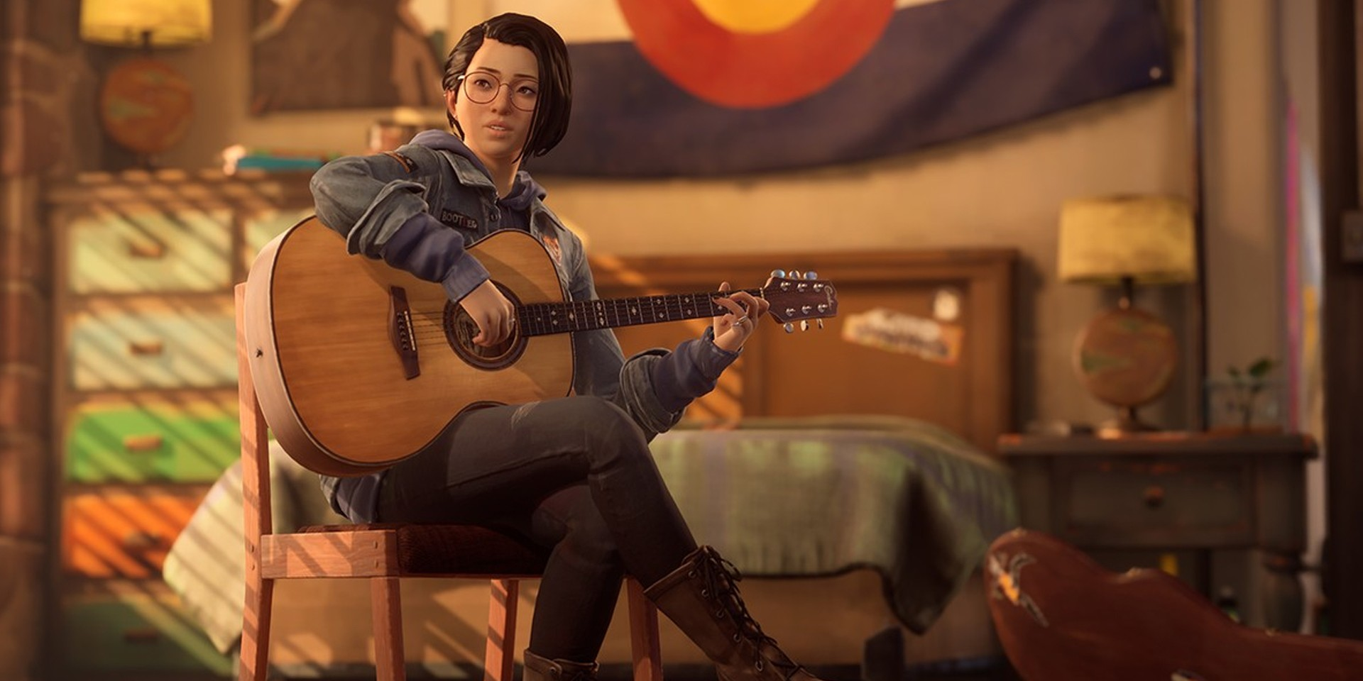 Take a look at how empathy plays a big part in Life is Strange: True Colors – watch