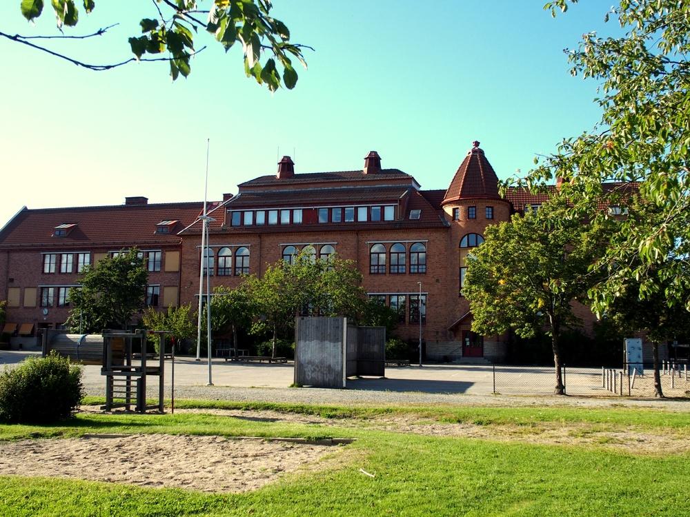 Kristinaskolan i Lindesberg.