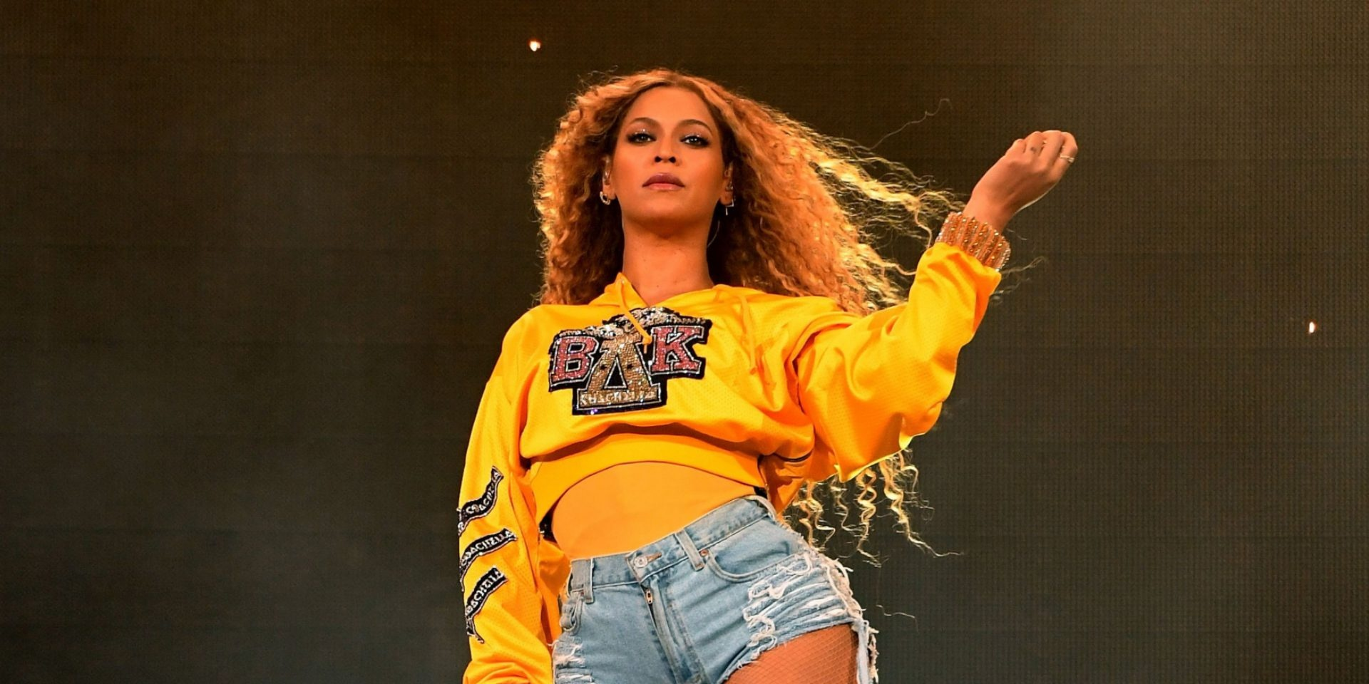 Beyoncé's Coachella 2018 concert film Homecoming is now streaming on Netflix