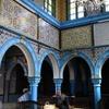 Interior 2, El Ghriba Synagogue, Djerba (Jerba, Jarbah, جربة), Tunisia 7/9/2016, Chrystie Sherman