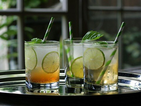 pokpoksom-basil-lime-cocktail-glasses