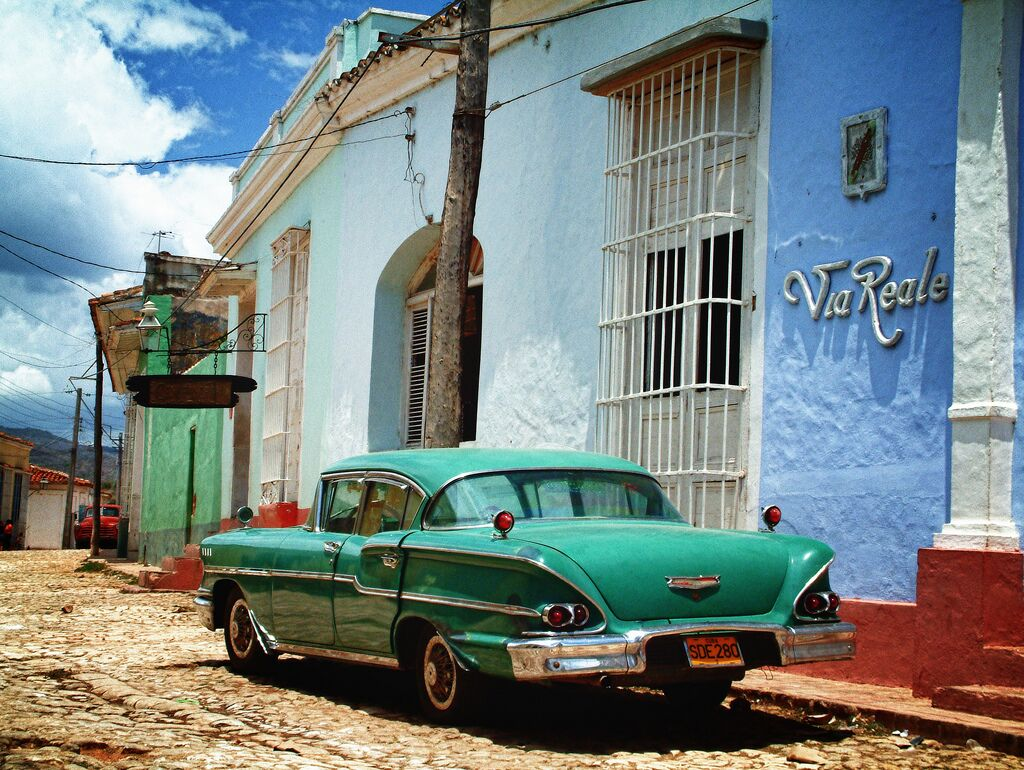 car transportation in cuba