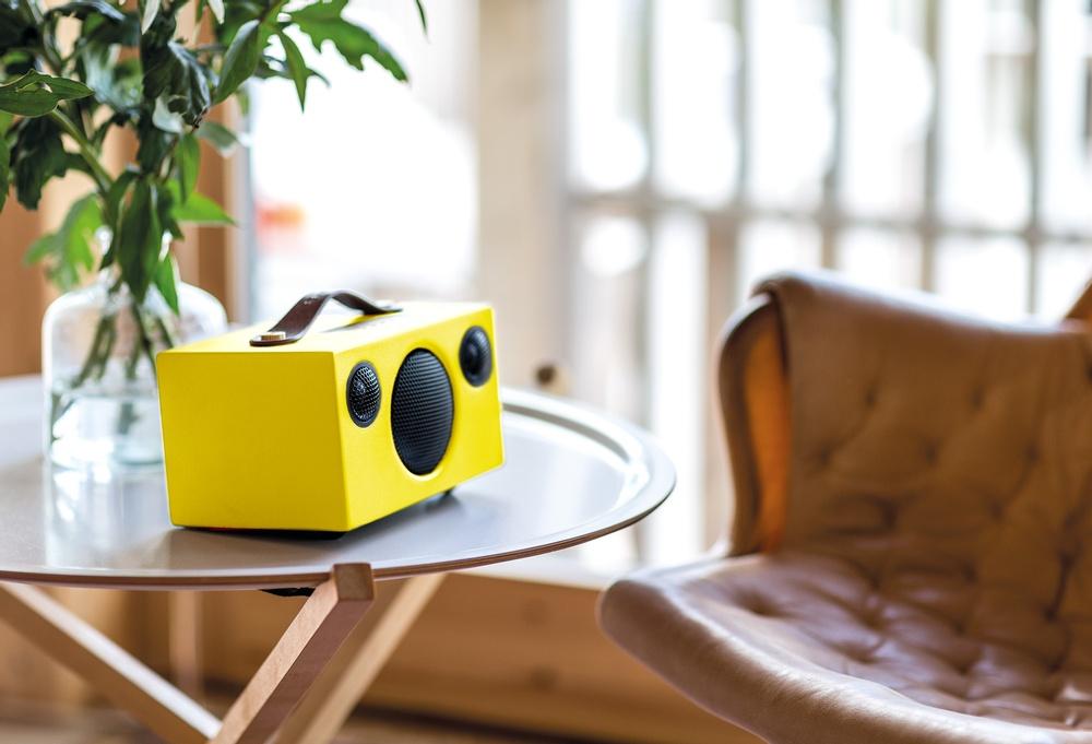 Audio Pro T3+ Lemon