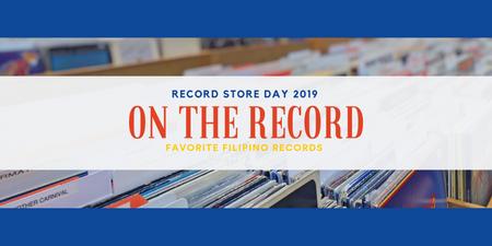 On The Record: Favorite Filipino records