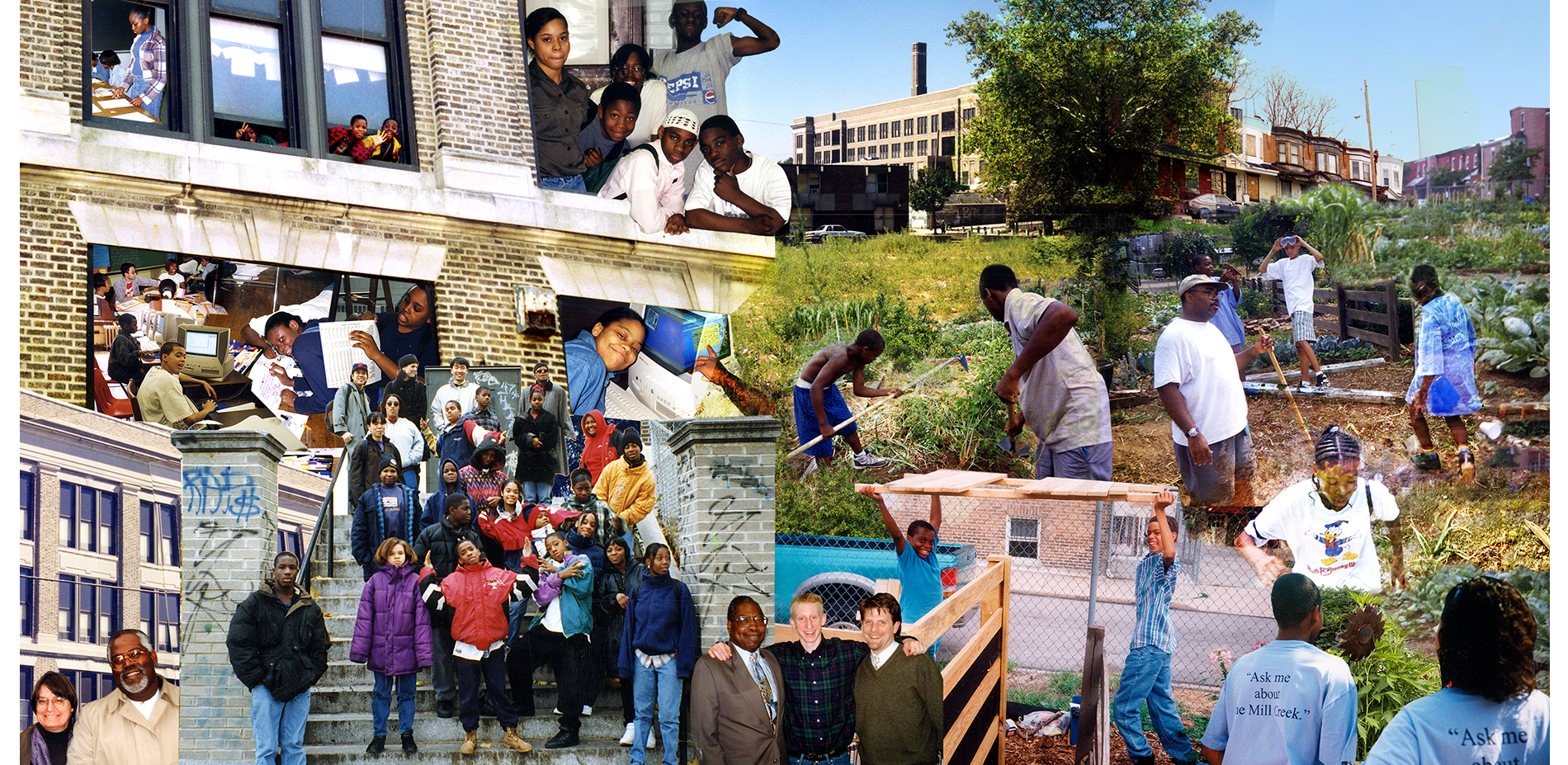 When Learning Is Real: The Mill Creek Project (1994-2002)