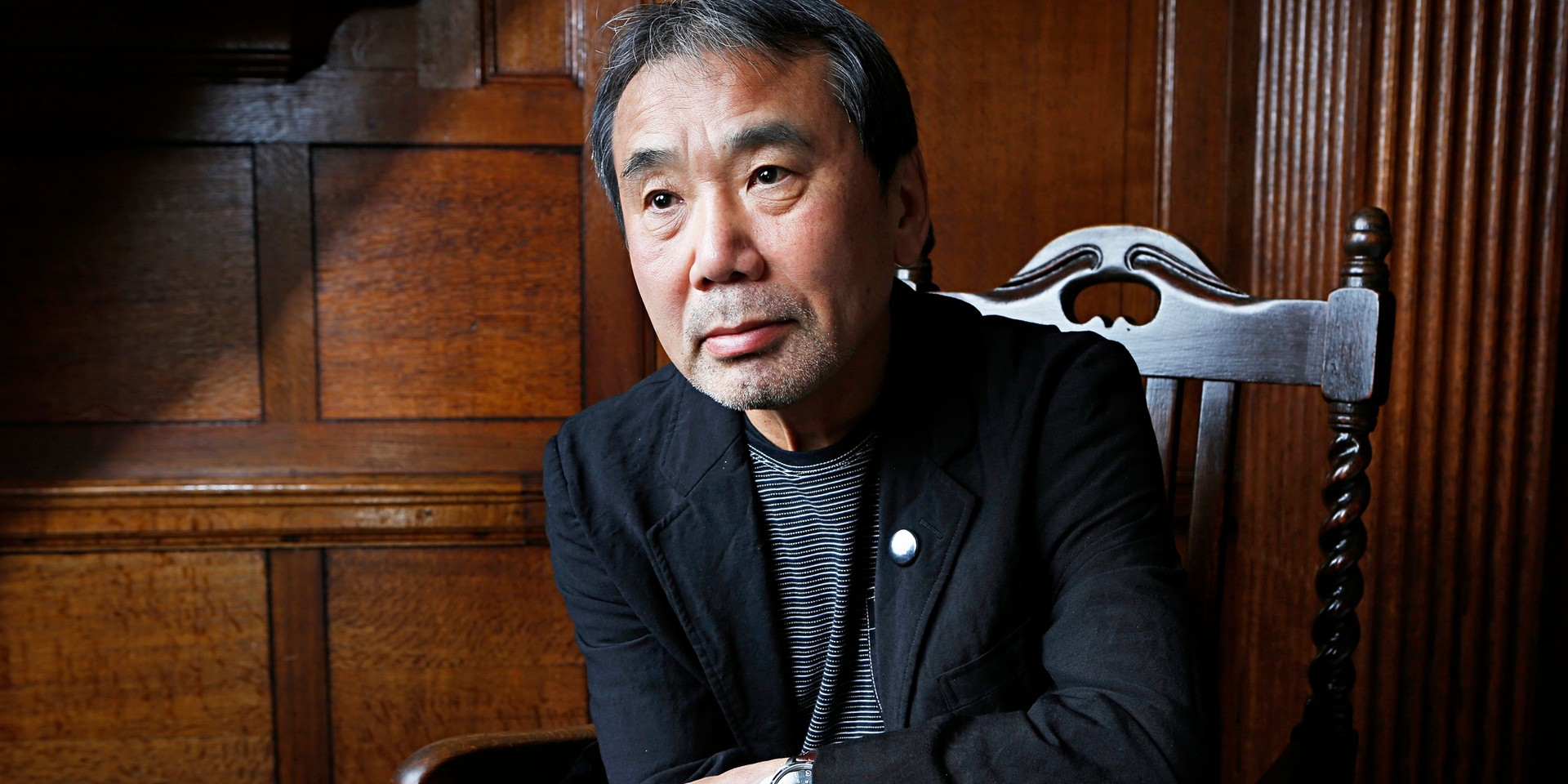Japanese author Haruki Murakami to host live music show 'Murakami Jam ~ Blame It On The Bossa Nova'